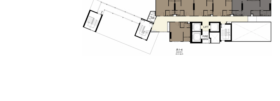 Building A_34th Floor