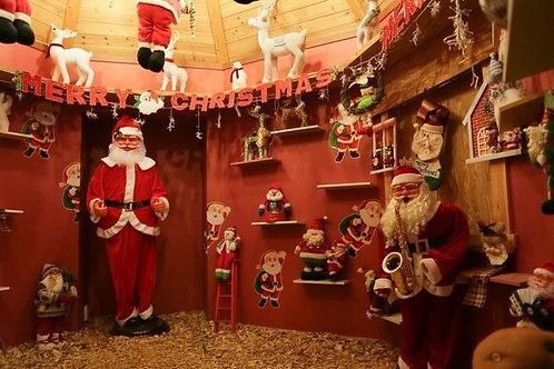 韓國- 雪兜任玩 聖誕老人村 草莓農場一天圑