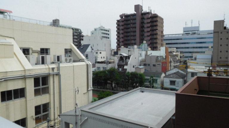 Tokyo Nippori 日暮里 503