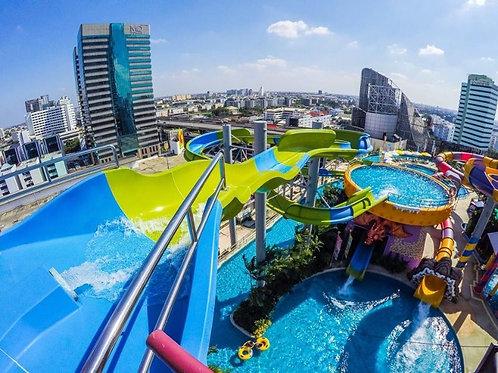 泰國-Pororo水上樂園入場門票
