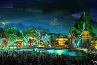 泰國-曼谷恐龍樂園入場門票