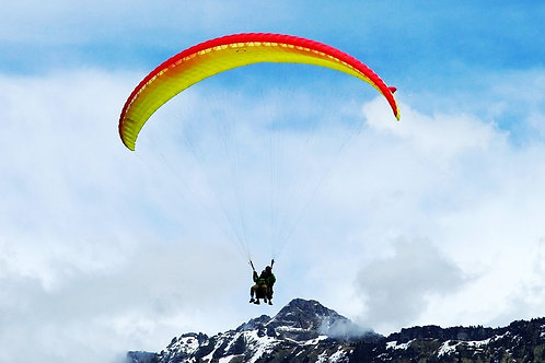 Sabah- Paragliding 1 Day Adventure Double Package Offer(Adult/Child)