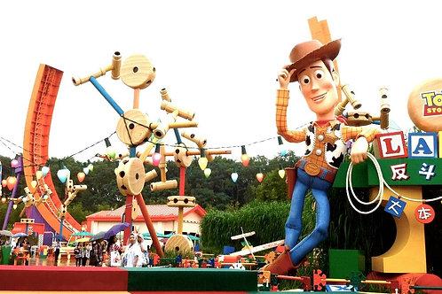 Hong Kong- Disneyland Two-Days Admission  - Child