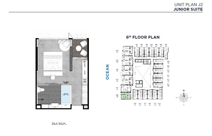 Unit Plan J2 (Junior Suite)