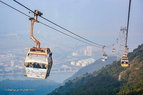 香港- 昂坪360纜車門票 Hong Kong- Ngong Ping 360 Admission Ticket