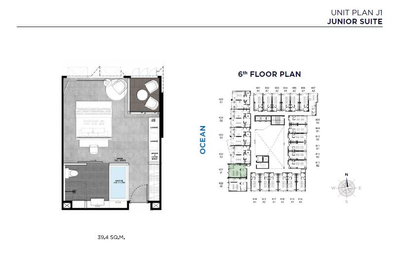 Unit Plan J1 (Junior Suite)