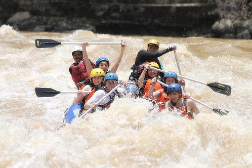 Sabah-Padas River Water Rafting (Adult)