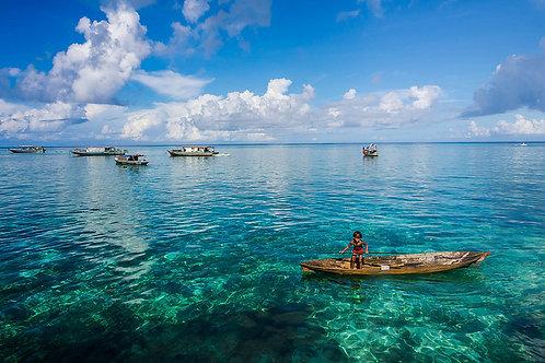 Sabah-Sapi Island ticket combo (Child)