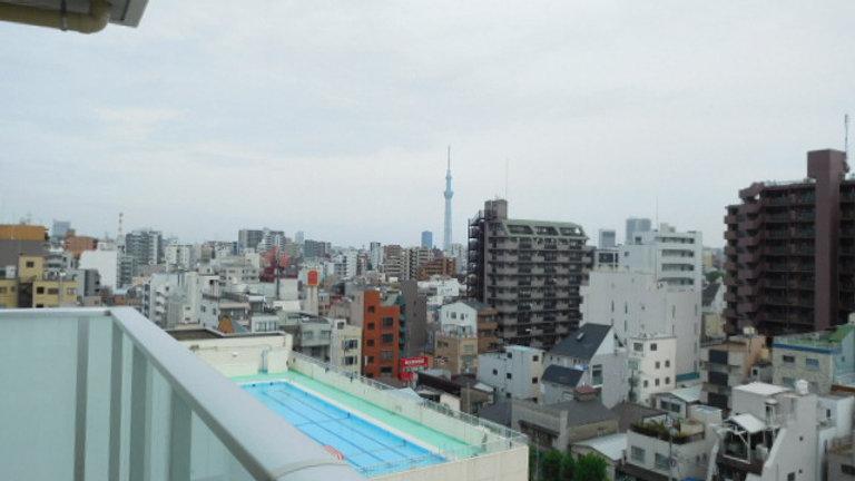Tokyo Nippori 日暮里 1002