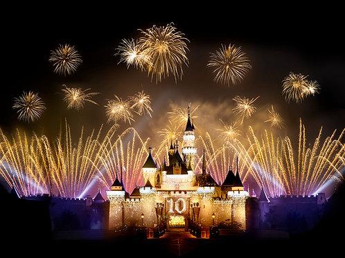 Hong Kong- Disneyland One-Day Admission  - Child