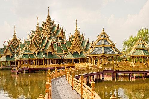泰國-曼谷暹羅廣場入場門票