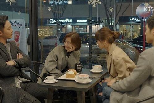 韓國-太陽的後裔Coffee Shop拍攝地一天團