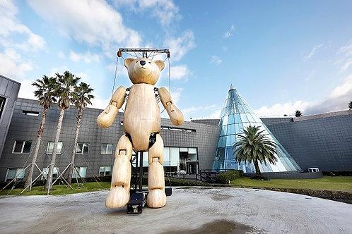 濟州島泰迪熊博物館門票 Jeju Teddy Bear Museum