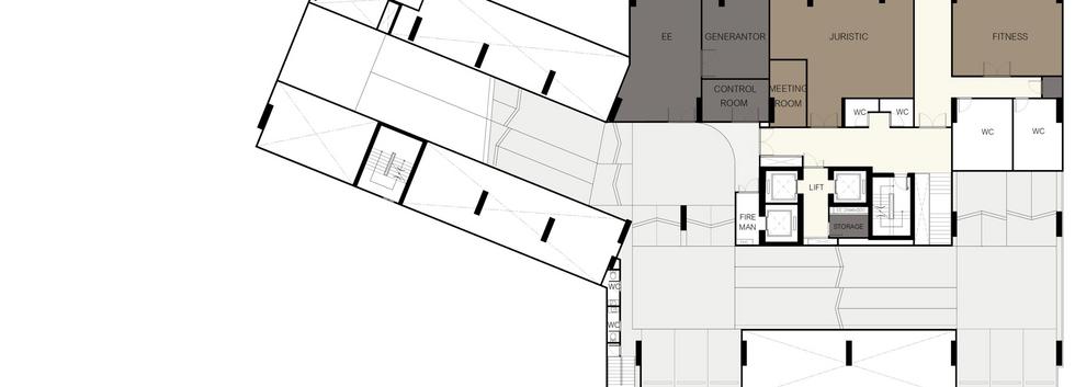 Building A_2nd Floor