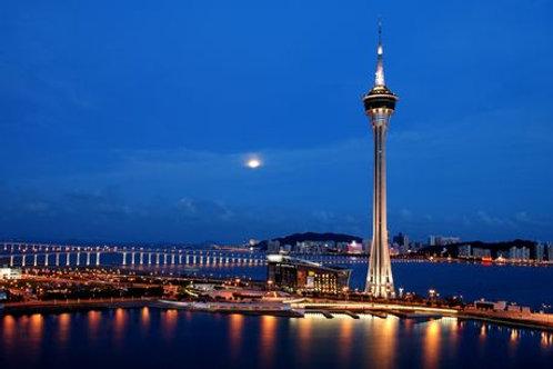 澳門旅遊觀光塔門票 Macau Tower