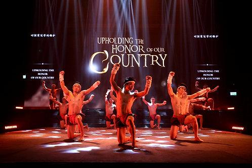 Bangkok- Muay Thai Live (Premium Seat)