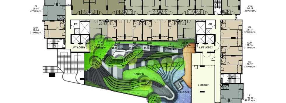 Ideo Mobi_8th Floor Plan