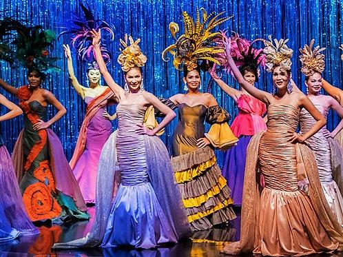 Bangkok- New Calypso Show Admission
