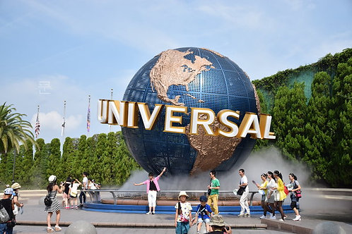 大阪環球影城 (1 Day Pass‎) Universal Studios Japan Ticket