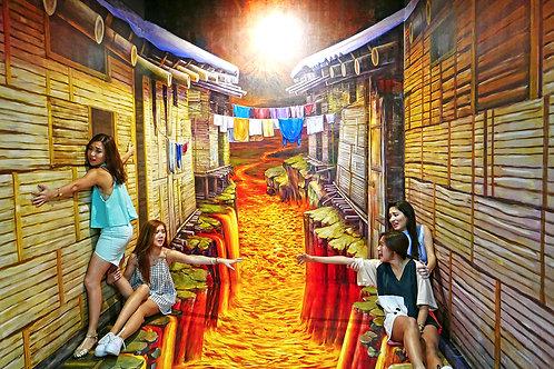 新加坡-特麗愛3D美術館門票電子門票