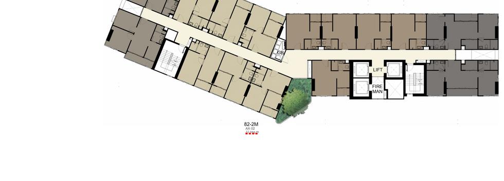 Building A_11,16,21,26,31th Floor