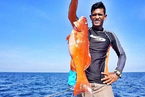 Sabah-Leisure Fishing Tour (Child)