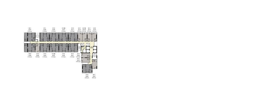 IDEO S93_29th,31st,33rd Floor Plan