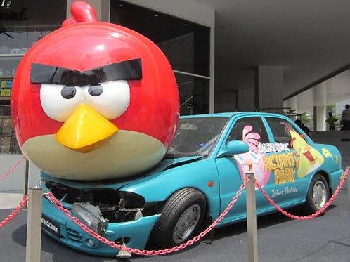 憤怒鳥主題樂園