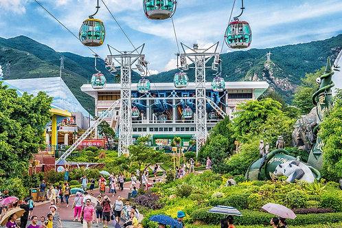 Hong Kong- Ocean Park Entry Ticket  - Child
