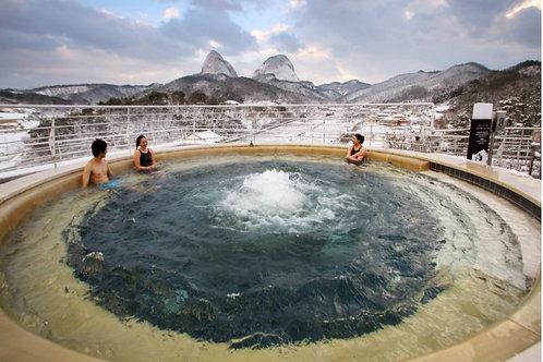 韓國- 養生SPA溫泉享受一天團