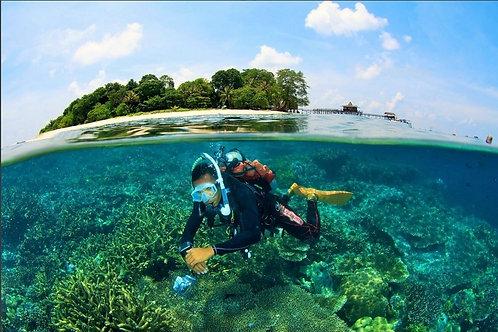 Sabah-1-Day Manukan Island Trip (Child)