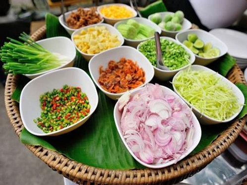 Bangkok - Half Day Cooking Class at Bangkok Thai Cooking Academy (Adult)