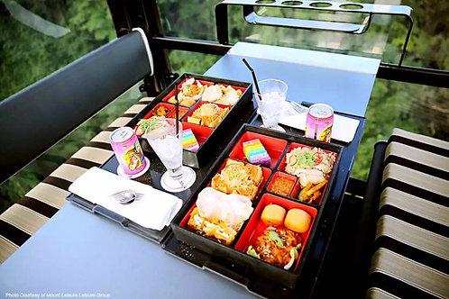 新加坡-觀光纜車經典空中晚宴