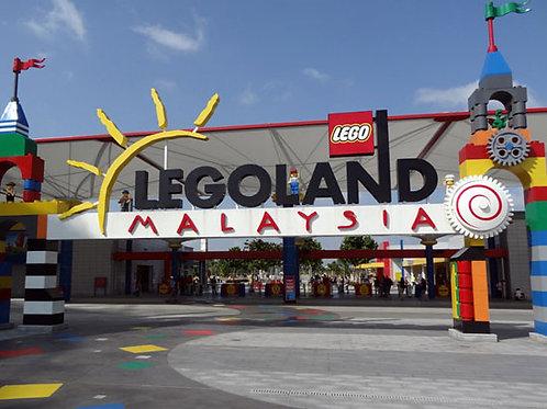 馬來西亞樂高樂園Legoland門票