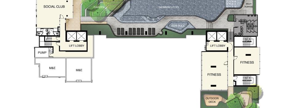 Ideo Mobi_32nd Floor Plan