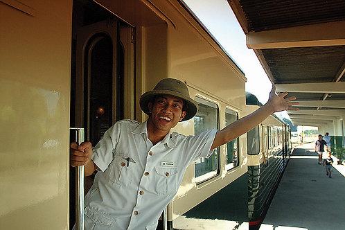 Sabah- North Borneo Railway 1 Day Trip (Adult/Child)