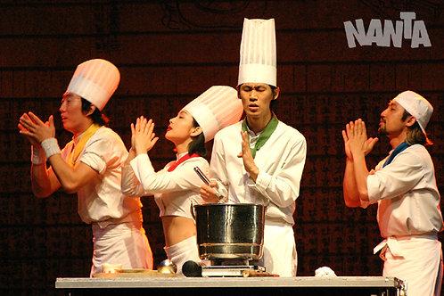 首爾NANTA亂打秀門票 Nanta Show Seoul