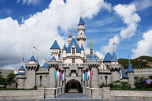 香港- 迪士尼樂園 一日電子門票 (英文)  Hong Kong- Disneyland One-Day Admission (English)