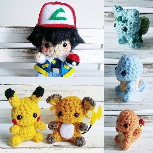 Term 1: Pokemon