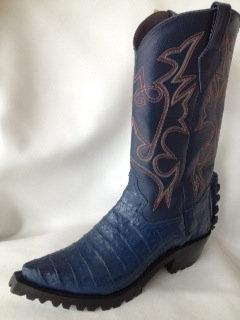 Western Crocodile Boot Style ER
