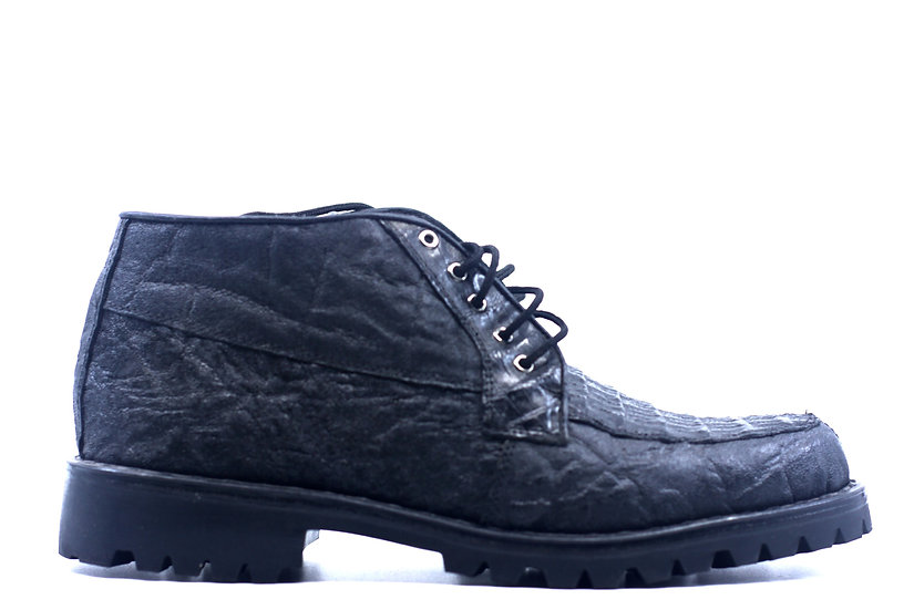 Crocodile and Leather 8D US Men's 10