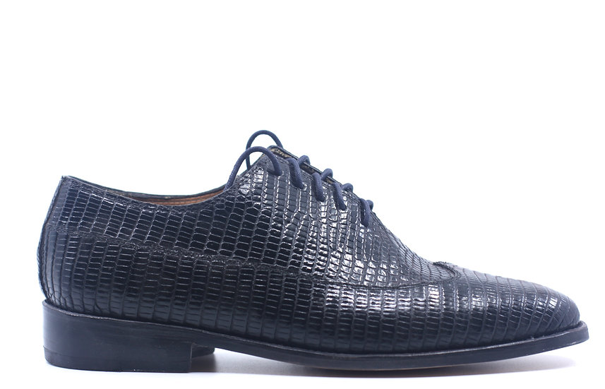 Full Lizard Wingtip US Men's 9