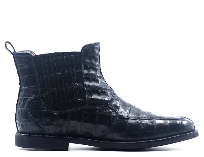Full Crocodile Chelsea Boot US 10.5