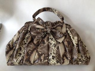 Full Python Handbag