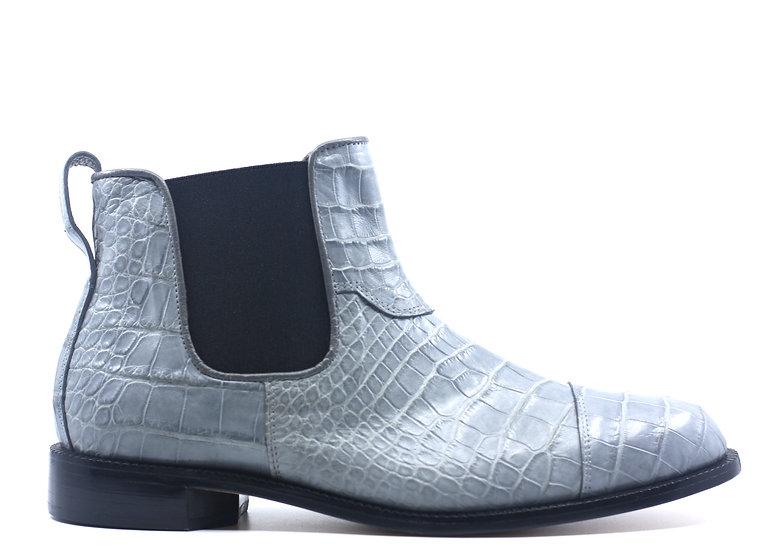 Full Alligator Chelsea Boot