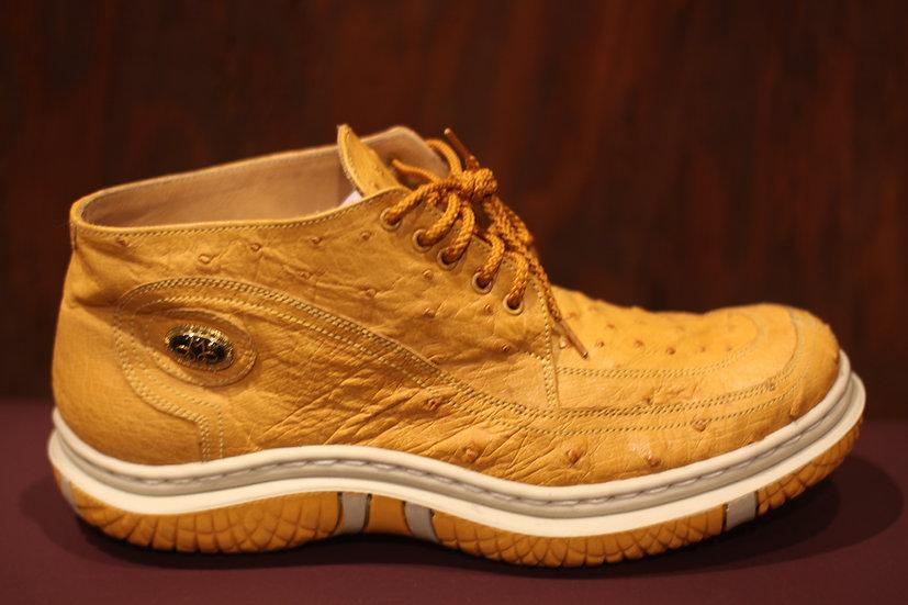 Ostrich Sneaker Boot