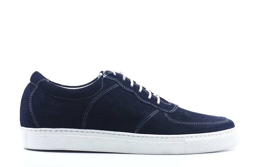Suede Low Top Sneaker