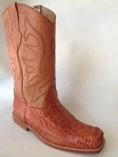Oryx Hornback Square Toe Western Boot