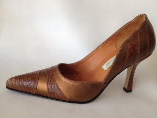 Lamb & Lizard Ladies' Heel