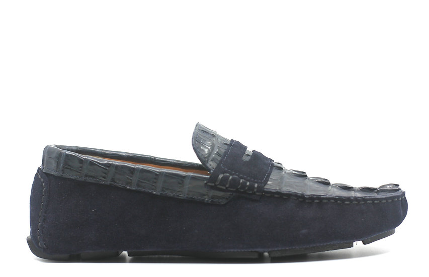 Crocodile Tail Driving Shoe